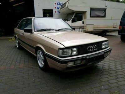 gebraucht Audi 90 Typ 81/85 2.2 Liter 136 Ps TÜV neu H-kennzeichen