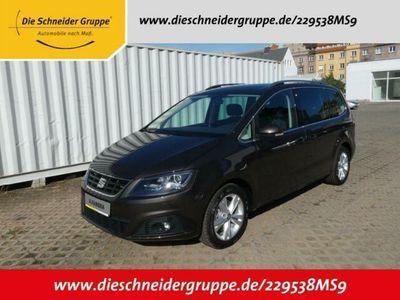 gebraucht Seat Alhambra 2.0 TDI Ecomotive 110kW XCELLENCE