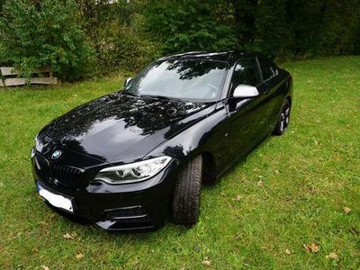 gebraucht BMW M240 240 Voll-Aust., Garantie, 8-fach, Original TOP