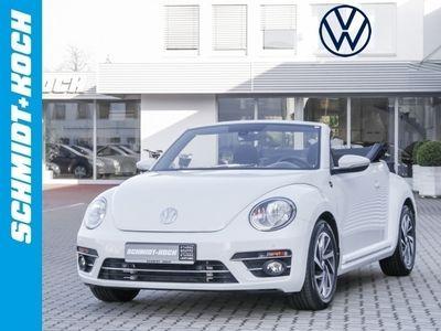 gebraucht VW Beetle Cabriolet 1.2 TSI BMT Sound Navi Sitzhzg.