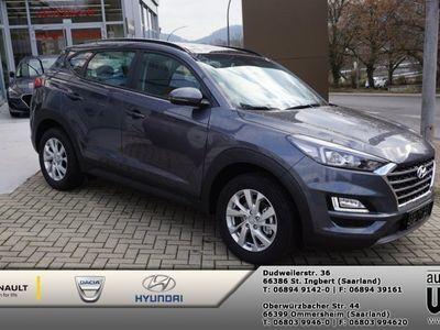 gebraucht Hyundai Tucson 1.6CRDI 2WD 136PS Automatik Trend, Navigation, Panoramadach