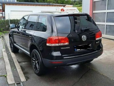 gebraucht VW Touareg 3.0 V6 TDI DPF Automatik