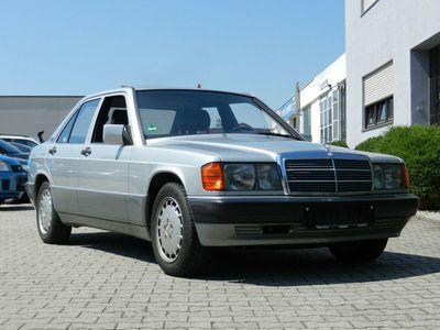 gebraucht Mercedes 190 - TÜV NEU - SHZ - SCHIEBEDACH - ALU -