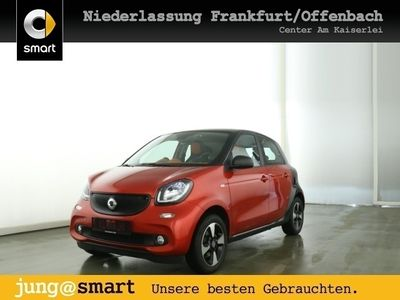 gebraucht Smart ForFour 52kW passion DCT cool&Audio SHZ LED PDC