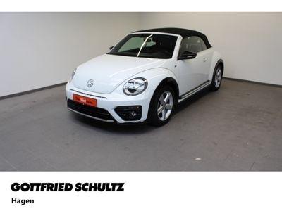 gebraucht VW Beetle Cabrio 1,4 TSI Radio+KLIMA+SHZ+PDC R-Line