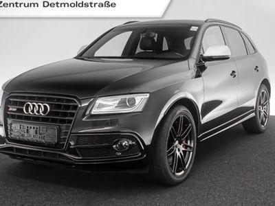 """gebraucht Audi SQ5 3.0 TDI qu. competition 20"""" Standhz. Leder Navi Xenon tiptronic"""