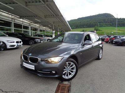 gebraucht BMW 320 d Touring Sport Line Navi Business Klimaaut.