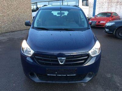 gebraucht Dacia Lodgy Ambiance 7 Sitzer Navi Euro 5