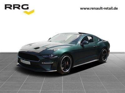 gebraucht Ford Mustang MustangBULLITT 5,0 V8 Recaro, Klappe