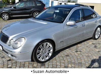 gebraucht Mercedes E420 E-Klasse Lim.CDI ELEGANCE *PANORAMA*