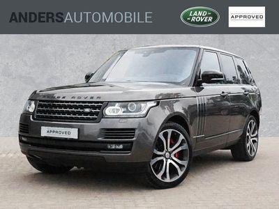 gebraucht Land Rover Range Rover 5.0l V8 SVAutobiography Dynamic