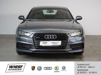 gebraucht Audi A7 Sportback 3.0 TDI competition quattro 240 kW (326 PS) 8-stufig tiptronic
