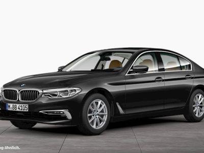 gebraucht BMW 520 d xDrive Limousine Luxury Line