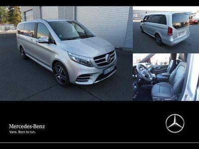 gebraucht Mercedes V250 AMG Paket, 7-Sitzer, Schiebedach, Tisch