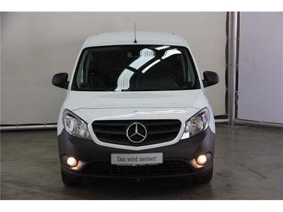 gebraucht Mercedes Citan 109 CDI KA Freisprech+Licht&Regensen+3Sitz