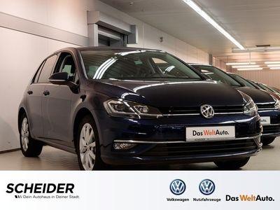 gebraucht VW Golf 1.4 TSI Highline Navi LED Standhzg ACC