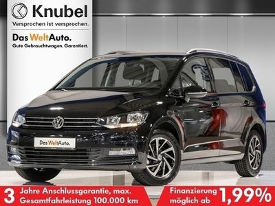 gebraucht VW Touran 1.5 TSI JOIN DSG/7 Sitze/NAVI/ACC/MFL/SHZ