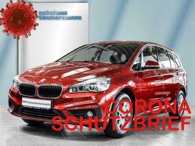 gebraucht BMW 216 Gran Tourer d Aut. Navi LED Harman/Kardon RK