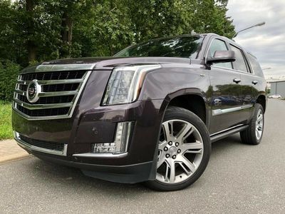 gebraucht Cadillac Escalade 6,2 4x4 CUE 7 Sitzer DVD LED GAS LPG