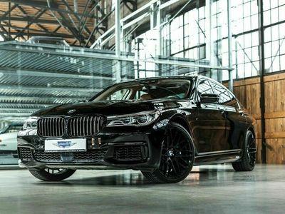gebraucht BMW M760 7 LimousineL I xDrive G12