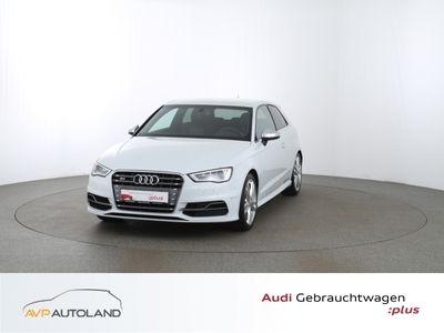 gebraucht Audi S3 2.0 TFSI quattro Xenon plus|Navi|B&O|SHZ
