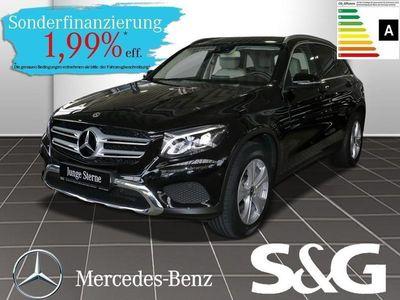 gebraucht Mercedes GLC250 d 4MATIC Exclusive Navi/LED/Keyl./Sitzh.
