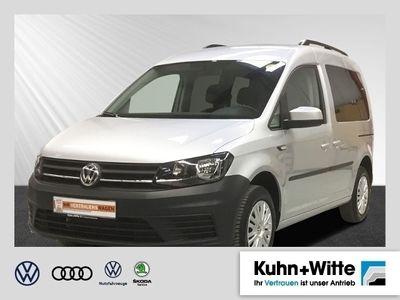 gebraucht VW Caddy Trendline 2.0 TDI *DSG,Klima,Navi,Sitzheizung*