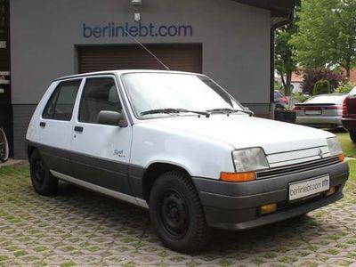gebraucht Renault R5 Automatik*Prima*H-Kennzeichen