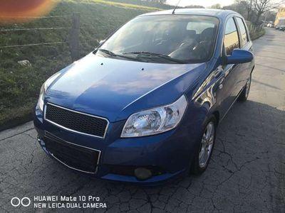 gebraucht Chevrolet Aveo 1.2 LS*MIT GASANLAGE*KLIMA*TÜV/AU 6-2021