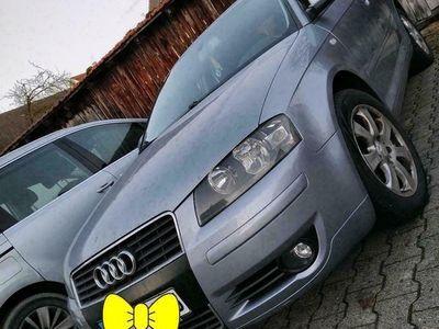 gebraucht Audi A3 2.0 FSI als Sportwagen/Coupé in Schwieberdingen