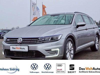 gebraucht VW Passat Variant 1,4 TSI GTE Hybrid DSG Navi