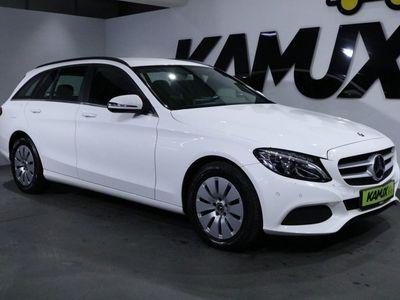 gebraucht Mercedes C200 T d 9G-Tronic Plus +LED +Busines Plus +Sport-Fahrwerk