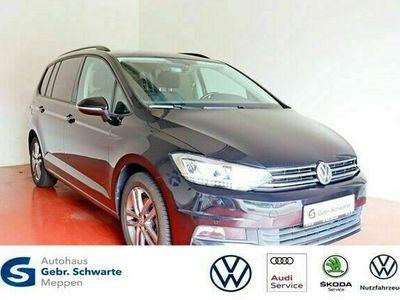 gebraucht VW Touran 2.0 TDI DSG Comfortline LED+AHK+NAVI+ACC