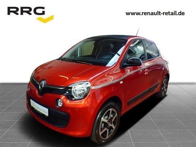 gebraucht Renault Twingo SCe 70 Limited Deluxe Faltdach Sitzpaket