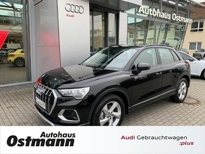 gebraucht Audi Q3 35 TFSI S-tronic advanced KLIMA LED NAVI ALU