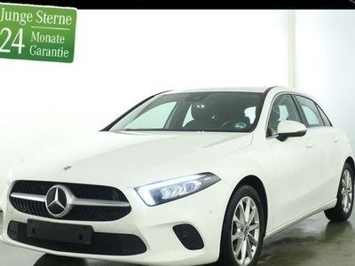 gebraucht Mercedes A180 Progressive+LED+MBUX+Widescreen+SHZ+PTS+