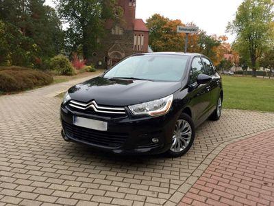 gebraucht Citroën C4 VTi 95 Selection,Klima