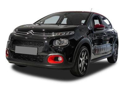 gebraucht Citroën C3 Shine 1.2 PureTech 82 83 EU6d Navi Keyless Rückfahrkam. LED-Tagfahrlicht Multif.Lenkrad