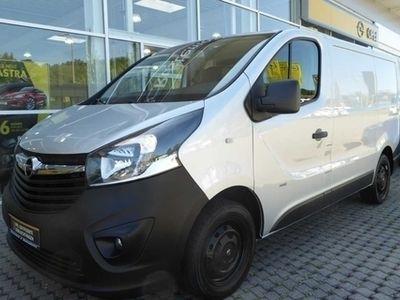 gebraucht Opel Vivaro B 1.6 CDTI Kasten L1H1 KLIMA BLUETOOTH