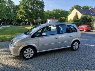 gebraucht Opel Meriva 1.6 Klima, Servo, Allwetterrei...