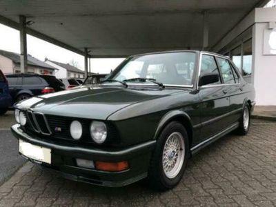 gebraucht BMW M535 E28 - i Original