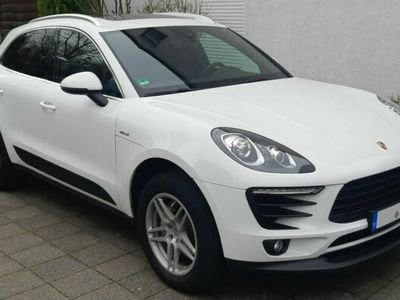 gebraucht Porsche Macan S Panorama, PCM, Kamera, Bi-Xenon, Euro 6