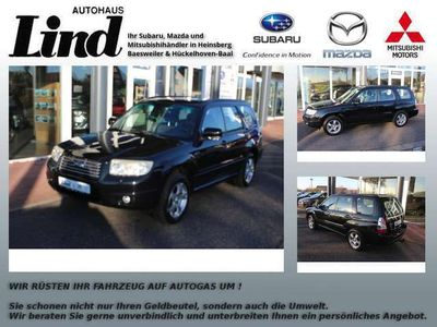 gebraucht Subaru Forester Forester 2.0 X Active LPG2.0 X Active LPG