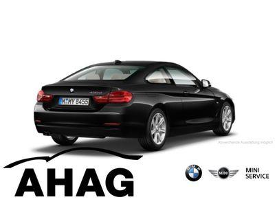 gebraucht BMW 420 d Coupe Sport Line