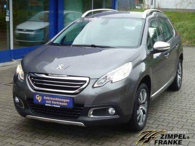 gebraucht Peugeot 2008 ALLURE 120 VTI