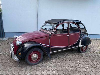 gebraucht Citroën 2CV Charleston mit geregelten Kat ,HU/AU bis 06/2022