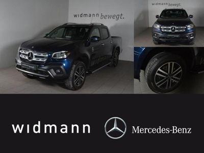 gebraucht Mercedes X250 d 4MATIC PROGRESSIVE EDITION *Allrad*LED*