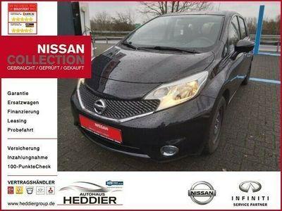 gebraucht Nissan Note Acenta NAVI/TECHNOLOGY/360° KAMERA/WINTERRE