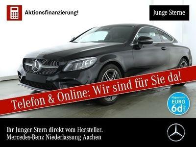 gebraucht Mercedes C200 Cp. AMG Multibeam Keyl-GO Kamera SpurPak PTS