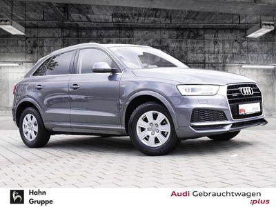 gebraucht Audi Q3 2.0TFSI design quattro P-Dach Navi+